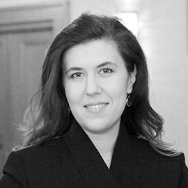 Advisory Board Member Anna Serejkina