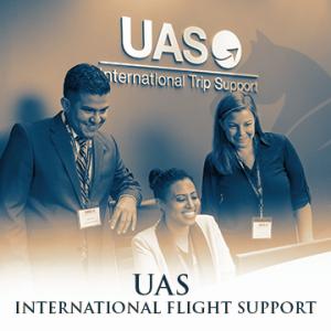 UAS International Flight Support