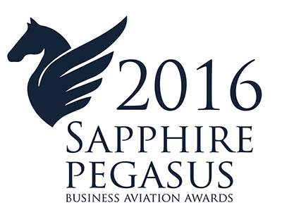 Sapphire Pegasus Business Aviation Awards for 2016 gallery