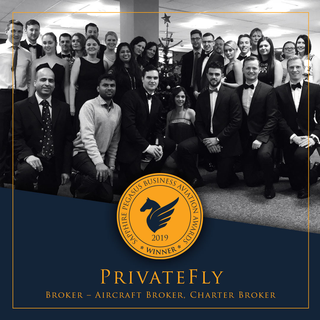 SPBAA 2019 Winner - Broker - PrivateFly