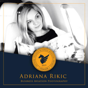 SPBAA 2019 Winner - Business Aviation Photography - Adriana Rikic